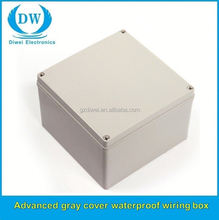 Newest factory sale different types cheap plastic enclosures with good price