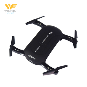 RC toys 2.4G WIFI FPV GPS Mini Quadcopter Drone With HD camera