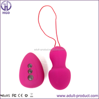 Rechargeable sex pruduct 10 speed wireless remote control vibration sex toys