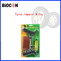 Tire Repair Kits tyre repair Tubeless TIRE REPAIR KIT for Cars Motorcycles / insert tools