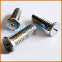 alibaba express fashion 304 stainless steel screw end cap welding end cap for handrail for construction