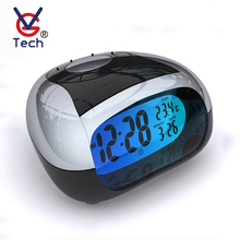 Digital LCD Talking Alarm Clock