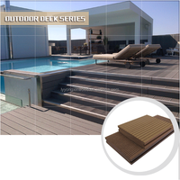 wpc decking board new tech composite decking
