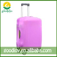 Promotional customized spandex luggage covers case , protective luggage cover