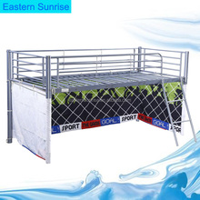 Portable Hotel Army Camping Single Metal Folding Bed