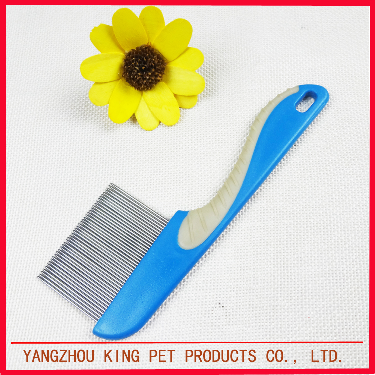 Best prices stainless steel hair clean comb dog pet grooming service