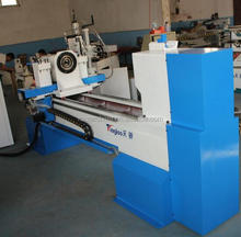 automatic cnc 4 axis wood turning carving lathe