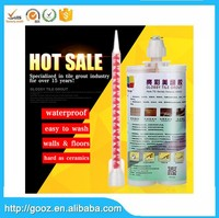 Colorful Tile Grout adhesive for Ceramic gaps