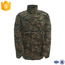 Wholesale M65 field military life jackets digital woodland
