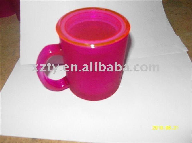 color glass coffee mug /kitchen ware