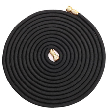 Seamless New Retractable 7.5 Meters Pipes Car Wash Hose Flexible Coiled Expandable Water Garden Hose