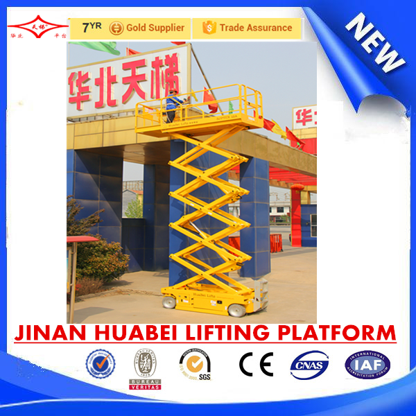 Ce Certification China Top Quality Human Lift For Fruit Picking ...
