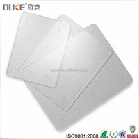 New products clear plastic kitchen accessories acrylic cutting boards