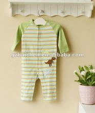 mom and bab 2012 Autun baby wear 100% cotton romper