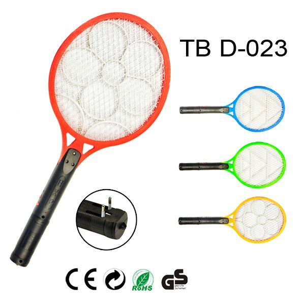2015 China Dongyong New Products Rechargeable electronic Fly Killer bat Mosquito Repellent