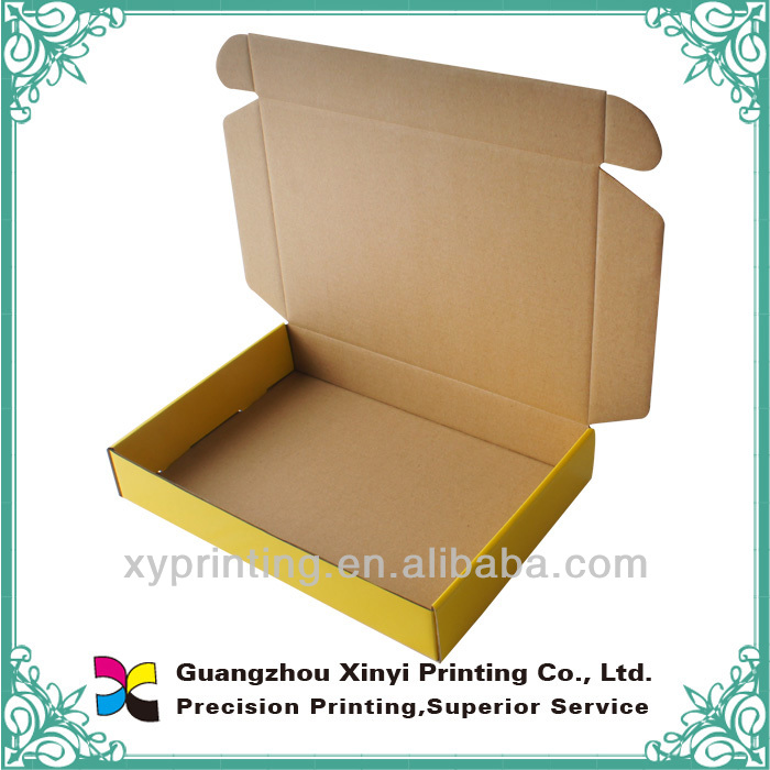 Supply E flute corrugated box, MAILING BOX, Shipping protective box
