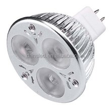 RoHS UL CE C-tick EMC mr16 gu5.3 led lamp 12v 5w spot light UL(481495)ETL(5004879)