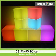 plastic bottom for chairs and bar stools / club furniture / led furnitue