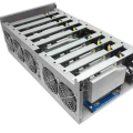 9 cards of p104 mining rig mining machine with high hashrate 330-360 mh/s for ethereum