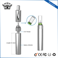 Alibaba new arrival product piercing-style glass bottle electronic cigarette in egypt