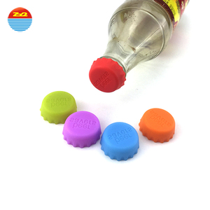 Beer Saver Reusable Silicone Bottle Cap