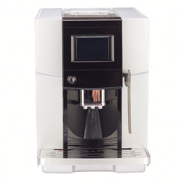 Double Boilers 4 languages home coffee machine
