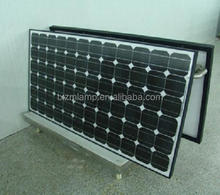 low-price and high-quality 24V 140W monocrystalline-silicon solar panel