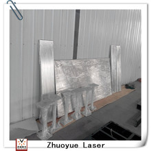 Laser Cut/thin sheet metal bending bender stamping laser cutting forming brake manufacturing services