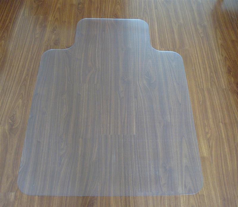 Gripper/Cleat Pvc Rectangle Chair Mat