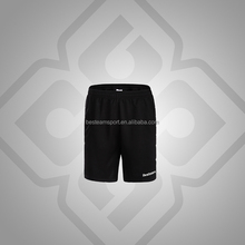 Hot selling soccer goalkeeper training short pants