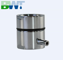 water treatment equipment ozone static mixer makes water crystal clear