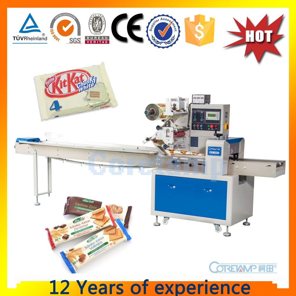 Heat sealing film Bonbon Wrapping Machine