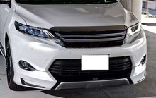 2016 toyota harrier modellista body kit ,new modellista design body kit for toyota harrier 2016