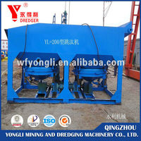 Energy Saving Gold Concentrator Jig Machine ,Gold Jig Separator,Gold Separator