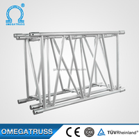 High quality 1-6m concert stage roof lighting truss aluminum
