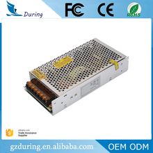 AC to DC switch power supply 12V 24V 5v 100w Power supply with single output