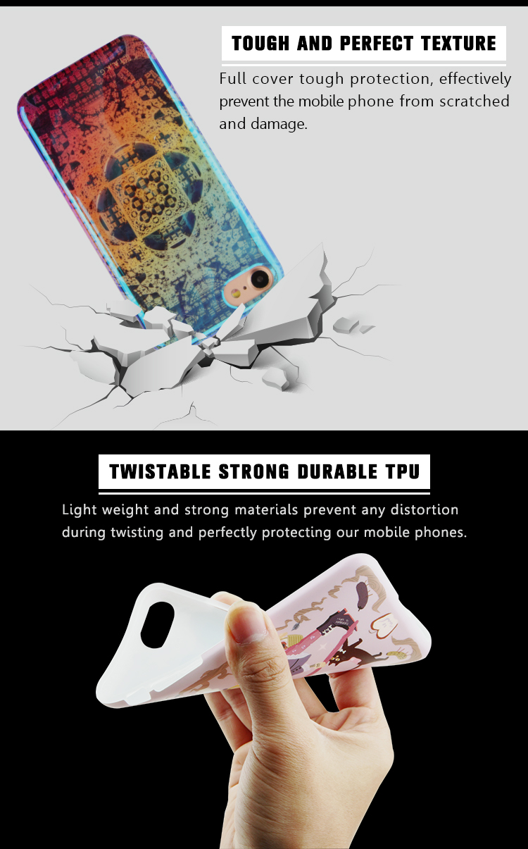 Custom giveaway mobiele telefoon accessoires shockproof phone case