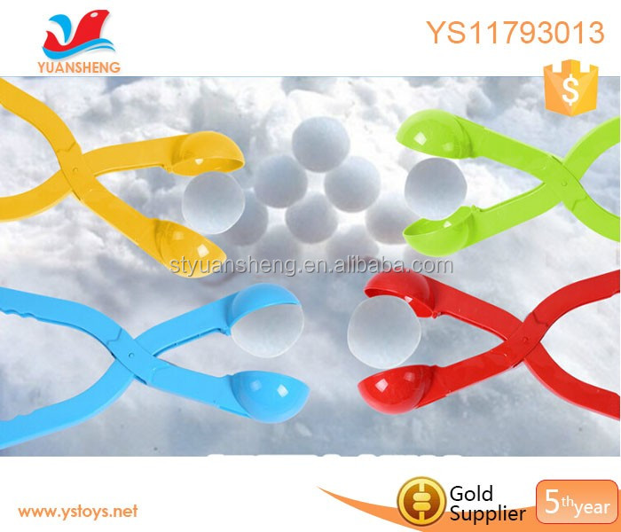 Winter Best seller snowball thrower snow Ball Maker 2016 chrismas gifts winter snow toys