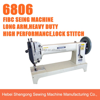 SHENPENG FGB6806 long arm baffled bag FIBC stitching machine