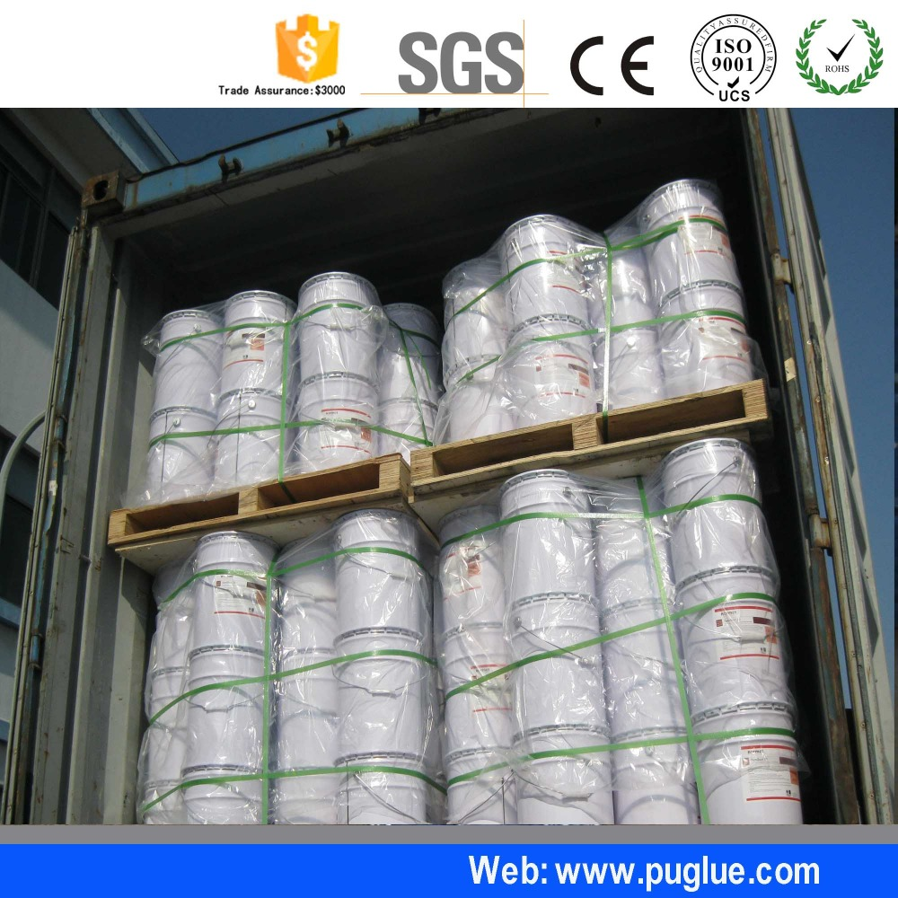 Single component PU polyurethane foam polyurea spray coating water based polyurethane waterproof coating