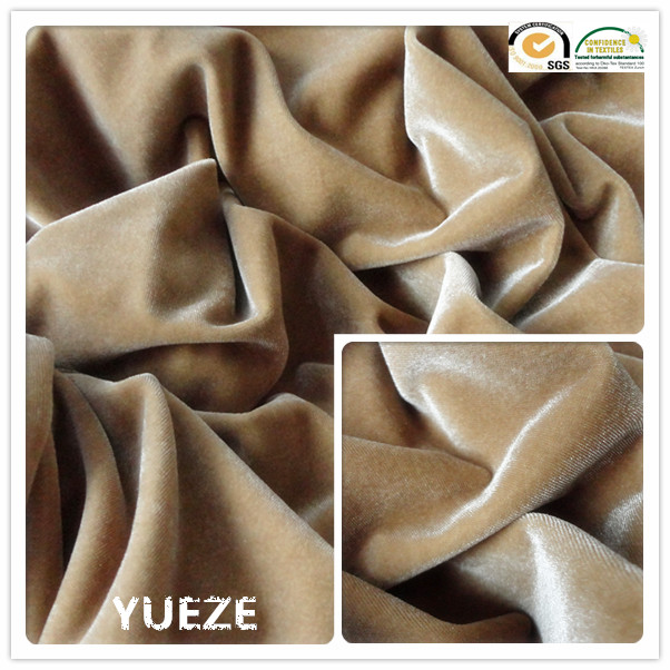 spandex knitting korea poly span fabric for garment/sofa