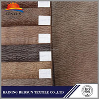 100 Polyester Knit Stretch Fabric Pu