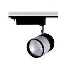 COB spotlight 5w 7w 10w 12w 20w 30w led track light for store