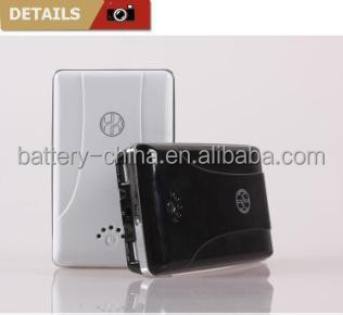 China wholesale charging Power bank 13000mah , solar mobile phone charger