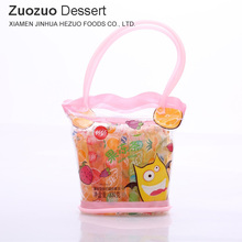330g Bag Packing Rich Soft Fruit Jelly magic snack