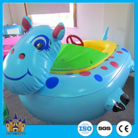 [direct manufacturer] swimming pool / electric Inflatable bumper boat /amusement water park attraction