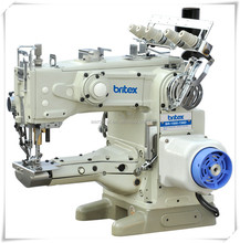 BR-1500-156D Direct Drive Cylinder Bed juki Industrial Interlock Sewing Machine With Auto Trimmer for Underwear