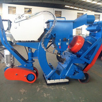 2017 hot sale China Mobile Road Surface Shot Blasting Machine/floor Cleaning Machine/pavement Abrator Price Equipment