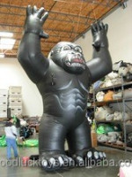 Hot sale inflatable king kong for advertising