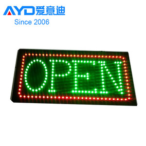 2017 Cheap LED Programmable Sign,LED Display Panel,LED Parking Lot Message Sign LED Commercial Advertising Display Screen